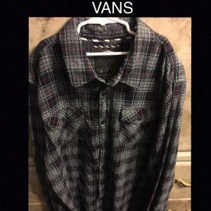 Vans shirt L